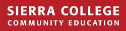 Sierra College Community Education - Learning Resources Network